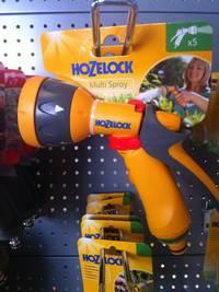 Sprinklerpistol Multi Spray